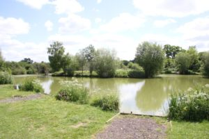 carp fishing near london