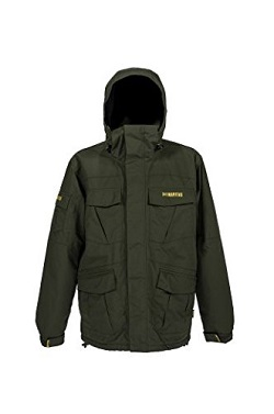 Winter fishing clothing
