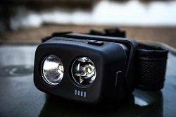 night fishing head torch