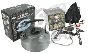 NGT fishing cooking stove