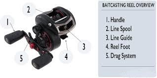 baitcasting reel type
